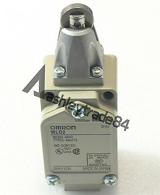 New OMRON Limit Switch WLD2