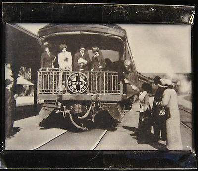 """2x3"""" Steam Train Historical Photo MAGNET Santa Fe DELUXE Atchison Topeka Obs Car"""