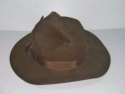 Boy Scout Type 100% Wool Campaign #205 Brown Hat - Pharrell Williams Type