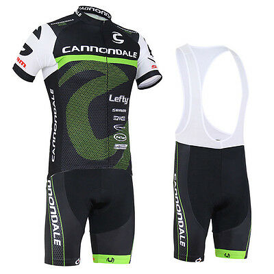 New Mens Cycling Jerseys Short Sleeve Bib Shorts Suits Bike MTB Racing Clothing