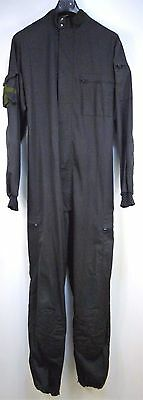 Ex Police Magro Black Tactical Firearms ARV UK Made Boilersuit Coverall GS11