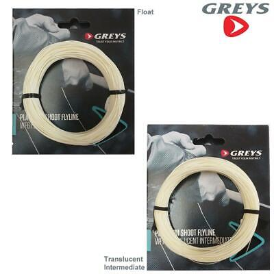 Greys New Platinum Shoot Fly Fishing Lines Trout Salmon Fly Fishing