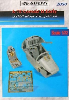 AIRES 2050 Cockpit Set for Trumpeter® Kit A-7E Corsair II Early in 1:32
