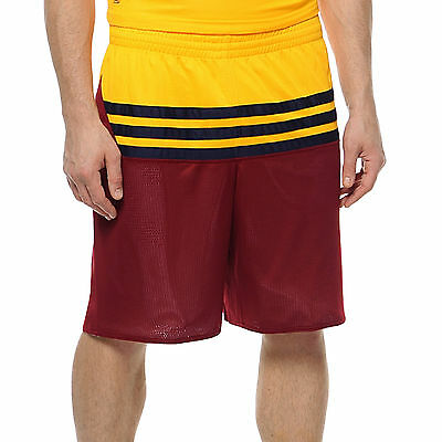 adidas NBA Cleveland Cavaliers Reversible Summer Run Basketball Shorts