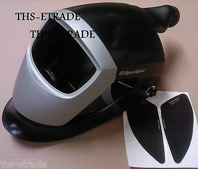 3M Speedglas 9000 Air Adflo Welding Helmet Without Lens With Storage Bag