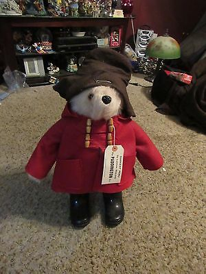 Vintage 1972 PADDINGTON BEAR Hand crafted in England by Gabrielle Designs w/tags