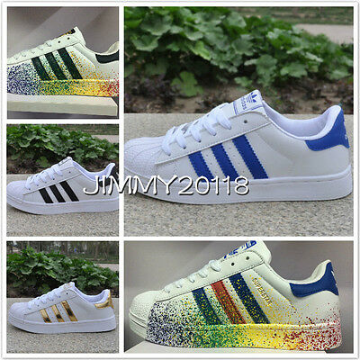 Women and Men Ladies Striped Sport Running Sneakers Trainers  trainers Shoes AAA