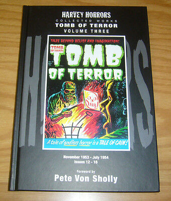 `11 Harvey Horrors Collected Works Tomb Of Terror Volume One NM