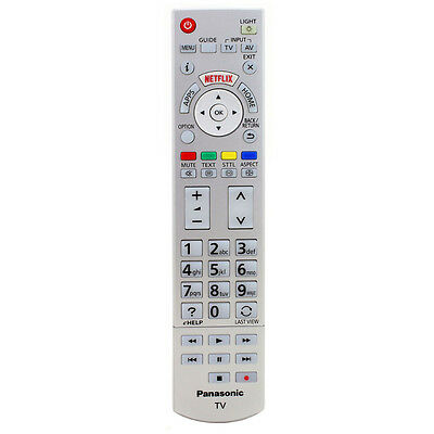 "Panasonic Remote Control For TX-50CX802B 50"" 4K UHD LED LCD 3D TV"