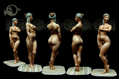 Neoclassical Nude 1 75mm 1 Figur El Viejo Dragon Miniaturas Pin Up AS75.01