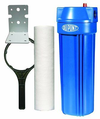 DuPont WFPF13003B Universal Whole House 15, 000-Gallon Water Filtration System