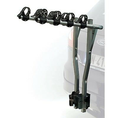 Peruzzo Arezzo 4 Bicycle Towbar Mounted Cycle Carrier Bike Rack for all Cars