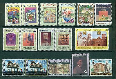Philippines Assortment #5 MNH Modern Philately Art Natural Gas See Image $$$$
