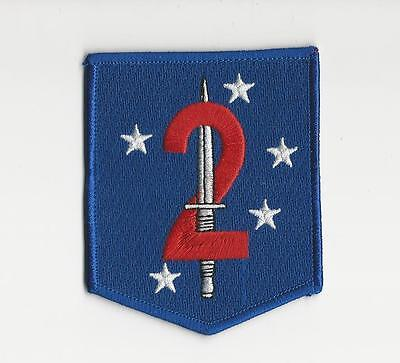 Usmc Patch - Marine Raider Regiment, 2Nd Battalion