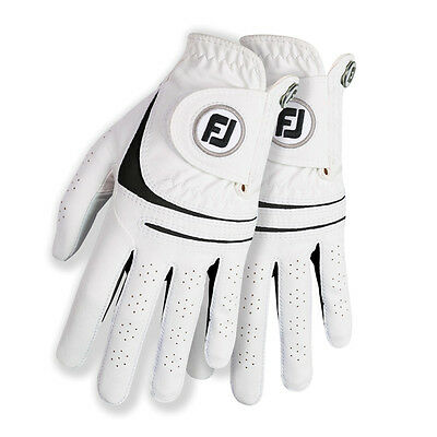 2 NEW FootJoy WeatherSof Mens Golf Gloves Left Hand - You Choose Size and Fit!!