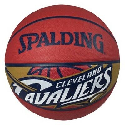 """Spalding NBA Cleveland Cavaliers Full-Sized Court Side Basketball,  29.5"""""""