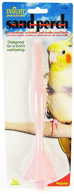 """Jw Pet Bird Sand Perch 9"""" Cockatiel Cage You Pick Color Free Shipping To The Usa"""