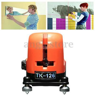 Laser Level Rotate 360º  Self-leveling Horizontal Vertical Modes 2 Line 1 Point
