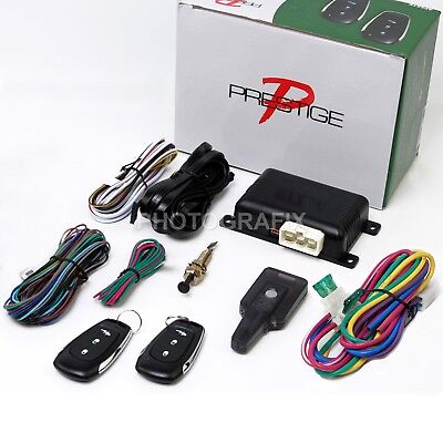 Audiovox APS57E Prestige Remote Car Auto Start & Keyless Entry (Replaced APS57C)
