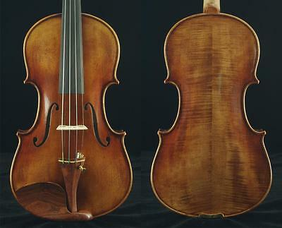 Joseph Guarneri Del Gesu 1730 4/4 Violin #6393. Rich tone