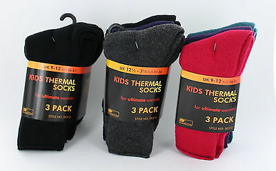 Girls/boys Thermal Socks ( Sk315)
