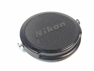 GENUINE NIKON 40.5mm Clip on Lens Cap (Type 4a) - Free UK Postage