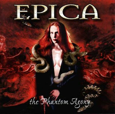 "Epica 'The Phantom Agony' 2x12"" Vinyl - NEW"