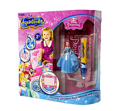 T71970A1 TOMY Disney Princess Aquadoodle with Cinderella Heart Roller Toddler 3+