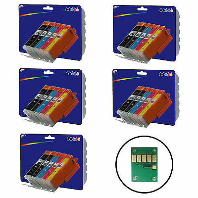 Various Bundles of non-OEM Ink Cartridges for Canon C550/1 Printer Range