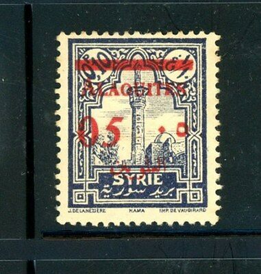 Alaouites Scott # 46 mh -- Awesome Stamp - Great Value