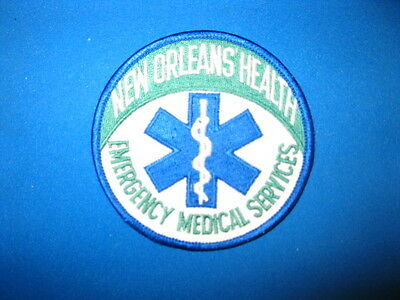 New Orleans Health Ems Patch