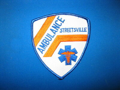 Streetsville, Ontario,  Ambulance Patch