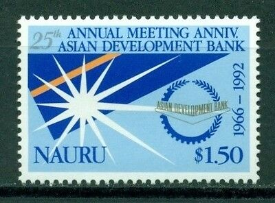 Nauru Scott #396 MNH Asian Development Bank $$