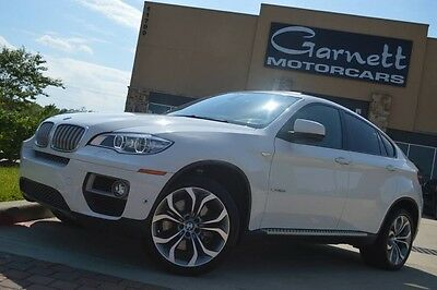 2013 Bmw X6  2013 Bmw X6 5.0I! One Owner! Excellent Condition! $83K New! We Finance!