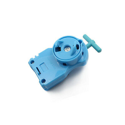Blue Power String Launcher for Beyblade Metal Fusion Masters Fight Toys