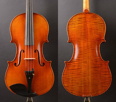 "Special offer!Strad copy An Advanced model 17"" Viola, BIG Viola!Warm balance"