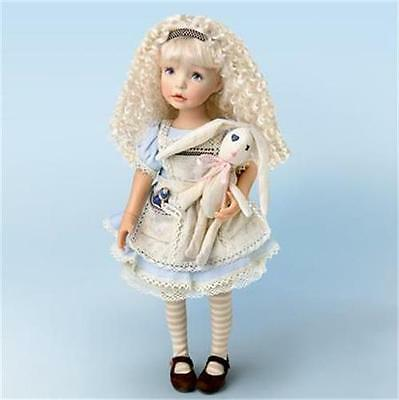 Ashton Drake ALICE IN WONDERLAND Doll NEW