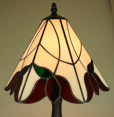 Handmade Stained Glass Lampshade for Pendant or Lampshade Use MJ1
