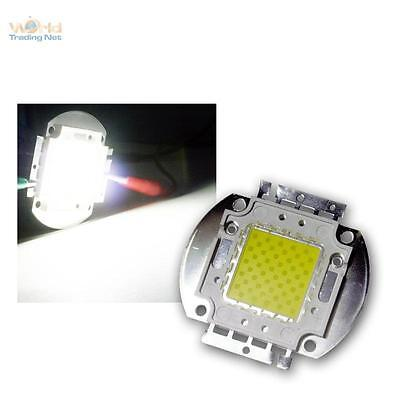 3 Pieces LED Chips 50W Highpower cold white super bright Power LEDs 50 Watt