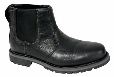 Timberland Earthkeepers Heritage Larchmont Chelsea Mens Boots Blace A12F4 WH