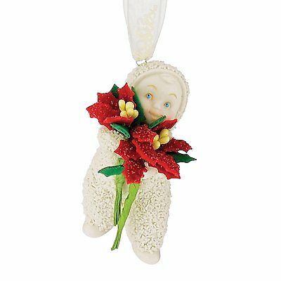 Snowbabies Baby Blossom Christmas Hanging Ornament
