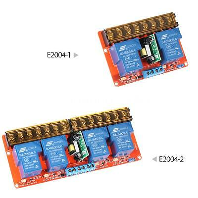 2-channel / 4-channel DC 5V 250V AC 30A Solid State Relay Module Board J0S8