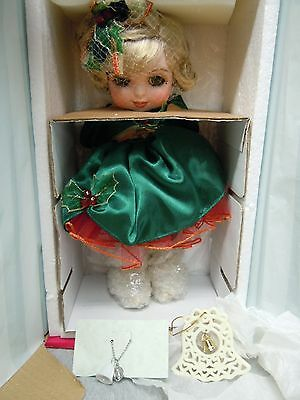 2007 Marie Osmond ''Adora The Season Belle'' Doll NIB i920