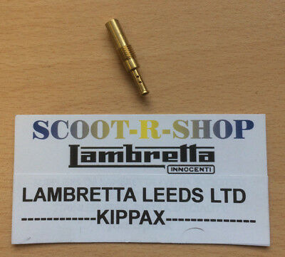 Lambretta Pilot - Slow Jet- Size 40 For Keihin Pwk Type Carbs   Brand New