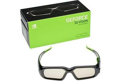 nVidia 3D Vision 1, Stereoscopic Extra Pair 3D Glasses, 1st Gen