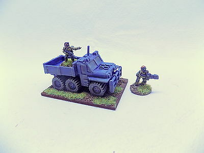 15mm Sci Fi metal PICK UP TRUCK Very Well painted 37274