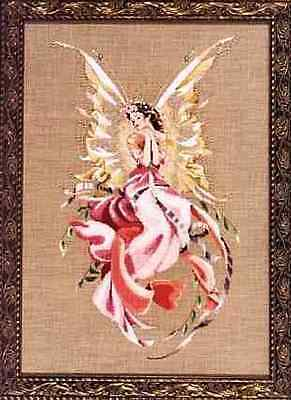 """SALE! COMPLETE XSTITCH KIT """"TITANIA, QUEEN OF FAIRIES MD38"""" by Mirabilia"""