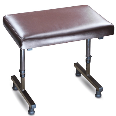 Aidapt Beaumont Height Adjustable Footrest Foot Stool Leg Rest Support Footstool