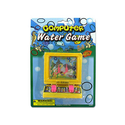 Computer Water Game 96 Pack