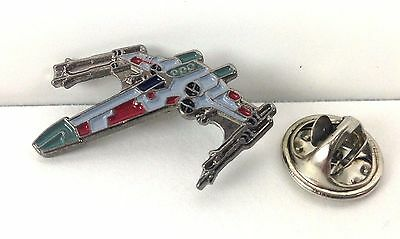 X-WING Fighter - Star Wars Series - Imported Enamel Pin